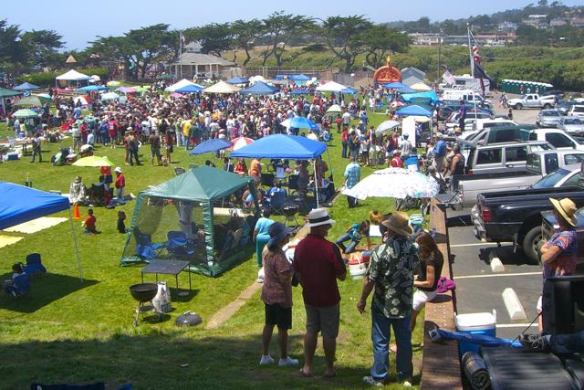 Park Festivities « Cambria Real Estate